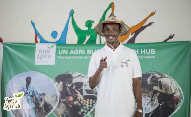Pape Ousmane NDIAYE, un Etudiant-Entrepreneur ambitieux !