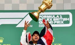 Lewis Hamilton remporte le Grand Prix de Grande Bretagne avec un record à la clé