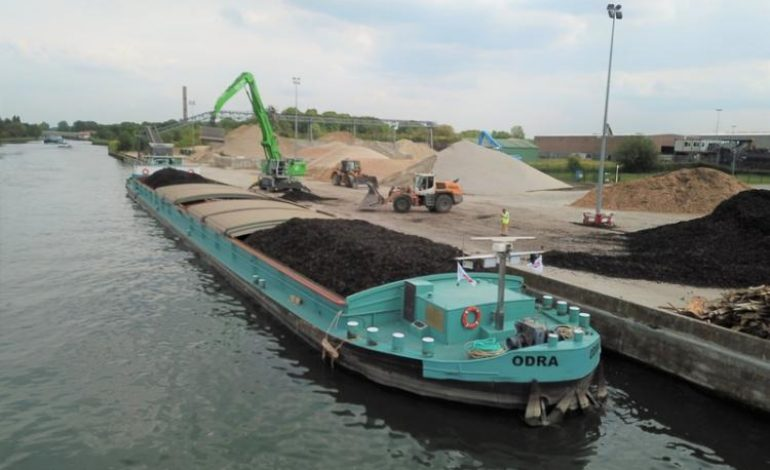 Aliapur livre 5 300 tonnes de broyats de pneus au Sénégal