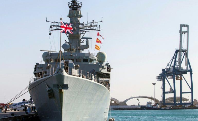 Le Royaume Uni envoie un deuxième navire de guerre dans le Golfe
