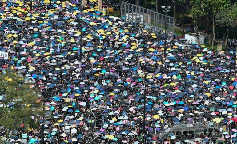 La Chine appelle La Grande Bretagne à «cesser immédiatement toute ingérence» dans les affaires hong kongaises