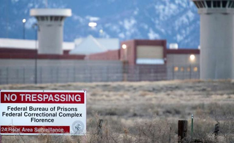 El Chapo transféré à la prison haute sécurité du Colorado, où il devrait finir sa vie