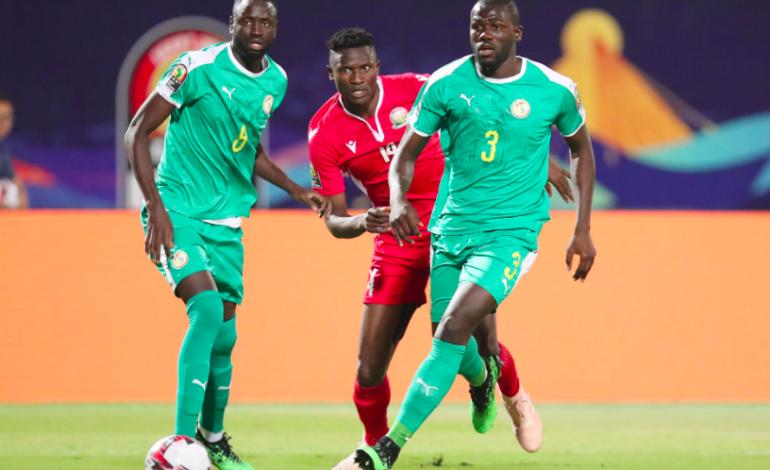 8e de finale Sénégal-Ouganda en chiffres