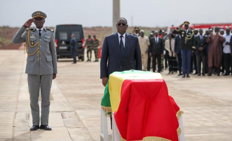 Ousmane Tanor Dieng enterré à Nguéniène