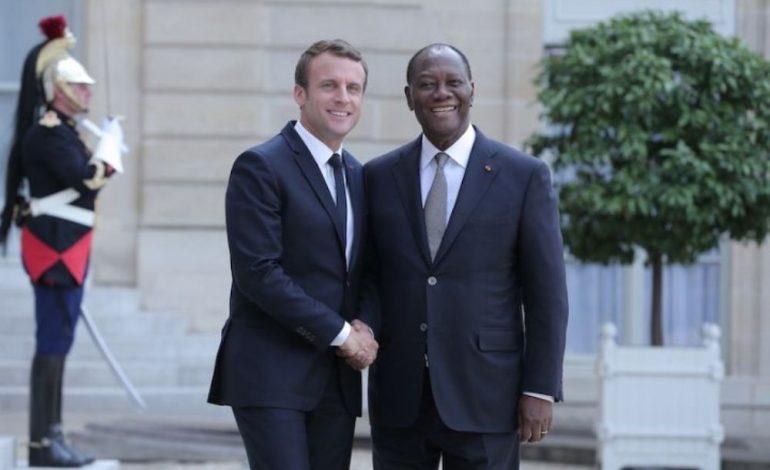 Aucune monnaie n'est condamnée, les monnaies vivent aux rythmes des Etats déclare Alassane Ouattara à Paris