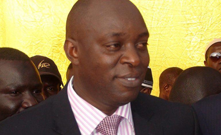 Le maire de Bambilor, Ndiagne Diop en visite à Trélazé