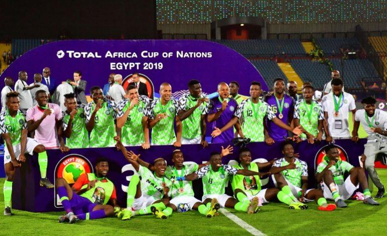 Le Nigéria termine 3e en battant la Tunisie 1-0