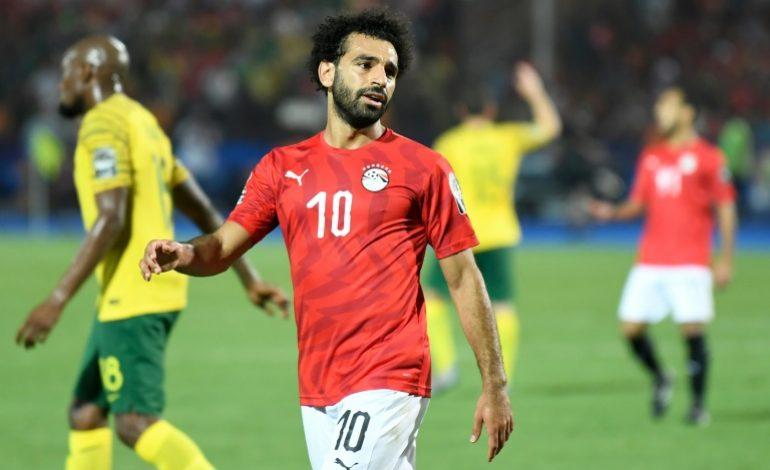 Coup de tonnerre à la CAN2019: l'Egypte battu par l'Afrique du Sud dès les 8es de finale 1-0