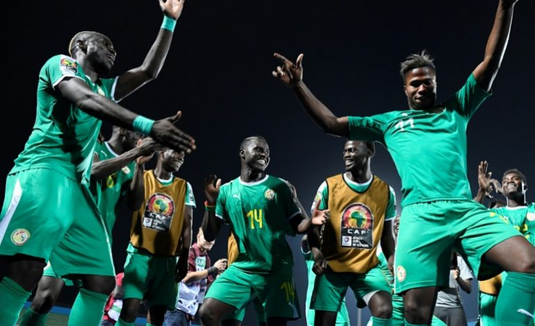 Les Lions du Sénégal terminent l'année 2019 sur le toit de l'Afrique au dernier classement FIFA