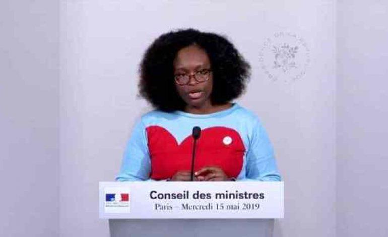 Sibeth Ndiaye affirme qu'il n'y a pas «de racisme d'État» en France, mais «des brebis galeuses»