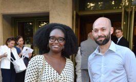 Sibeth N'DIAYE et son mari Patrice Roques : 1ère sortie du couple