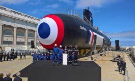 La France lance Suffren, un sous-marin d'attaque nouvelle génération