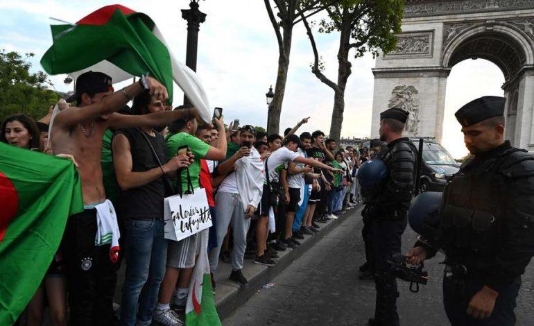Plus de 75 interpellations en France après la victoire de l'Algérie à la CAN ainsi que des heurts et des pillages