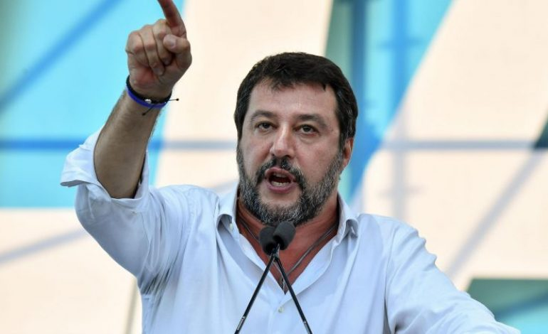 La droite de Matteo Salvini triomphe lors de l'élection régionale en Ombrie et déloge la gauche