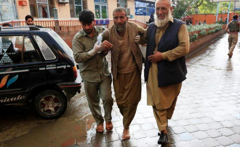 Plus de 62 personnes tuées dans un attentat dans une mosquée en Afghanistan
