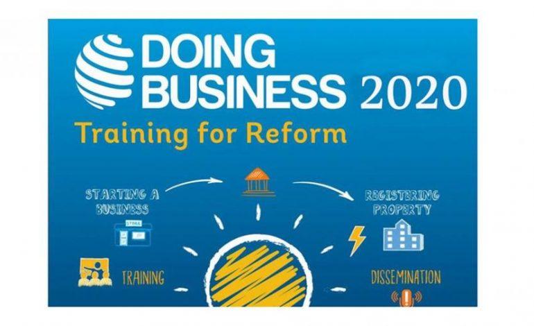 Le Sénégal absent du top-20 du Doing Business 2020