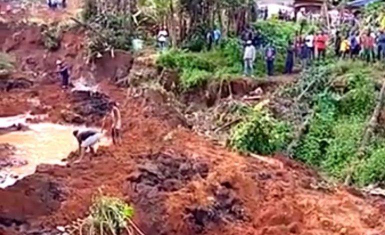 Au moins 42 morts dans un glissement de terrain au Cameroun