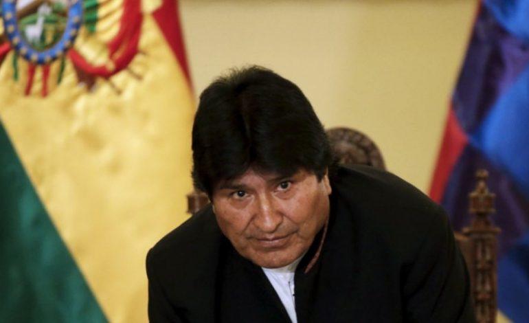 Début de la grève générale face à la victoire probable d'Evo Morales