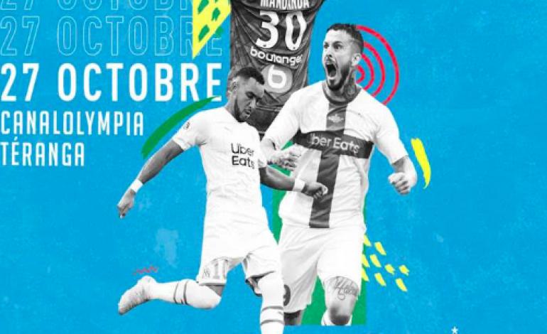 La Fan Zone OM invite les supporters Sénégalais à suivre le match PSG-OM à Canal Olympia Dakar