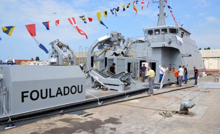 1260 kg de cocaïne saisis par le Fouladou en haute mer