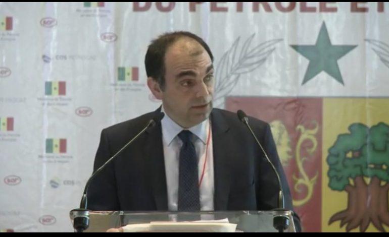 Le directeur de BP, Géraud Moussarie: Seul un dialogue informé sera gage de succès pour le Sénégal