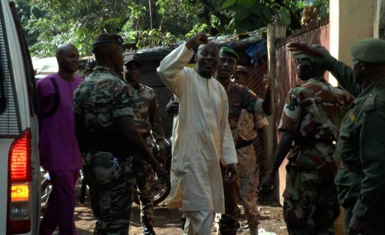 Un an à six mois de prison pour plusieurs responsables du FNDC en Guinée