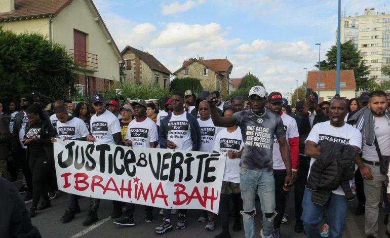 L'IGPN saisie après la mort d'Ibrahima Bah à Villiers-le-Bel