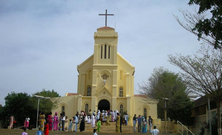 L'Archevêque de Dakar cherche 20 millions FCFA pour réhabiliter la basilique de Popenguine
