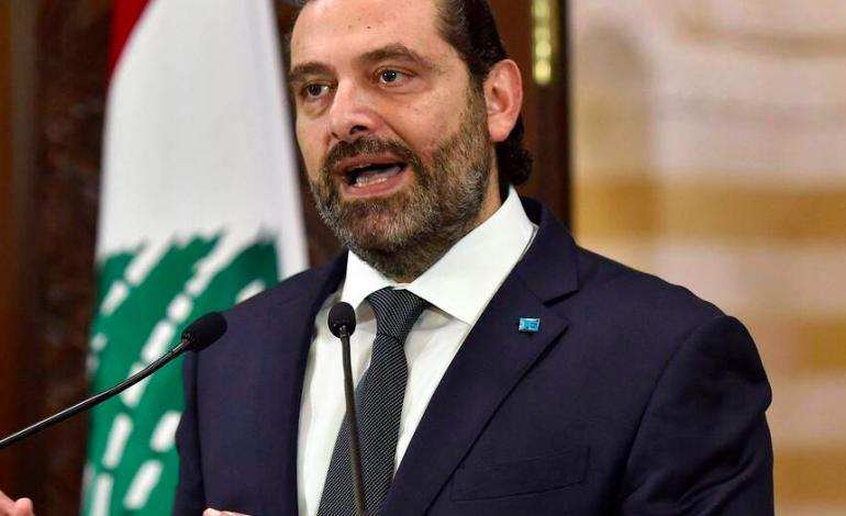 Saad Hariri renonce au poste de Premier ministre