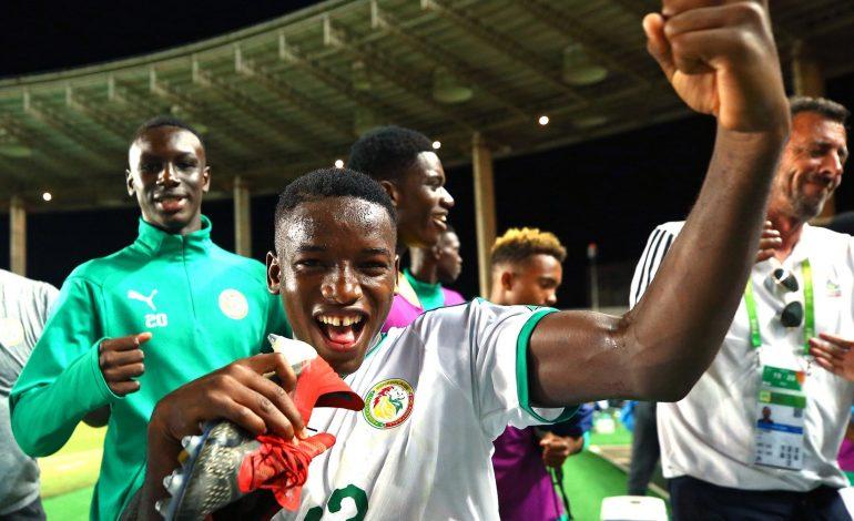 Le Sénégal U17 se qualifie en 8e de finale de la coupe du monde de foot face aux Pays Bas 4-1