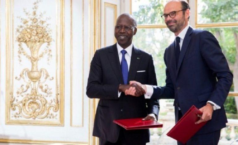 Le Premier Ministre français au Sénégal pour un Forum sur la paix en Afrique