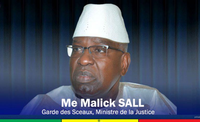 Malick Sall réaffirme l'engagement du Sénégal à lutter contre le blanchiment de capitaux et le financement du terrorisme