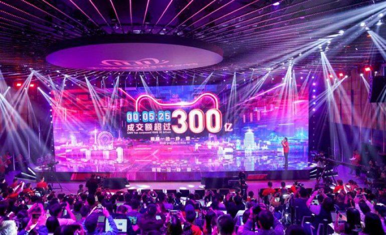 Les Chinois ont dépensé 20 milliards d'euros en 9 heures sur Alibaba pour les soldes