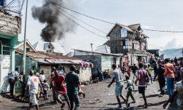 Un avion s'écrase sur un quartier populaire de Goma en RD Congo, 23 corps retrouvés
