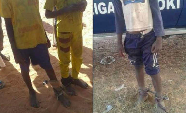 Le maitre coranique de Ndiagne et ses acolytes placés sous mandat de dépôt après la découverte de cas de maltraitance