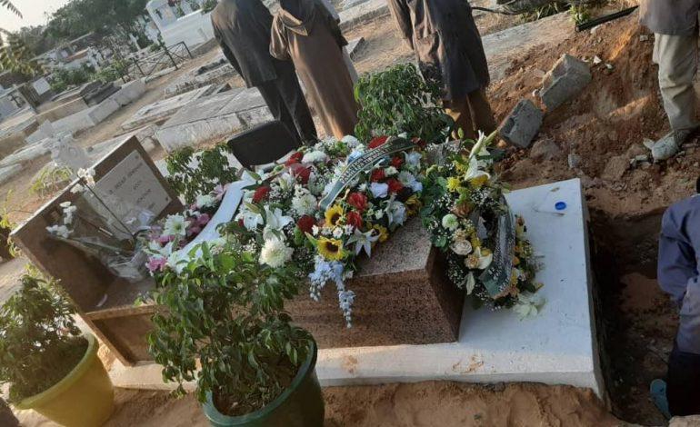 Le Sénégal rend hommage à Colette Senghor, qui reposera au côté de son mari