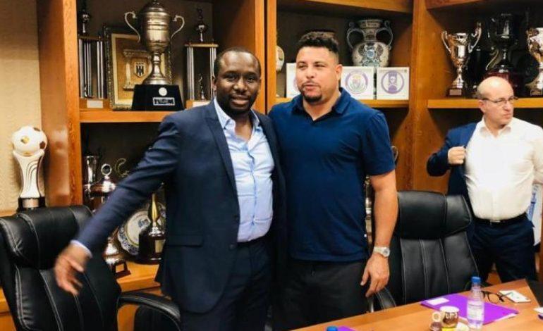 Le Sénégalais Elimane Lam va entrer dans l'actionnariat du Football Club de Valenciennes