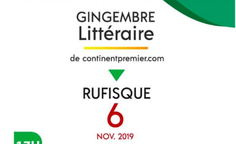 Le Gingembre Littéraire de Gorgui Wade Ndoye débute à Rufisque ce mercredi