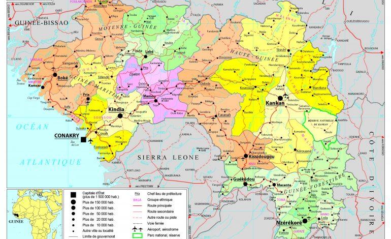 La Guinée réattribue l'exploitation d'un immense gisement de fer au consortium asiatico-guinéen SMB