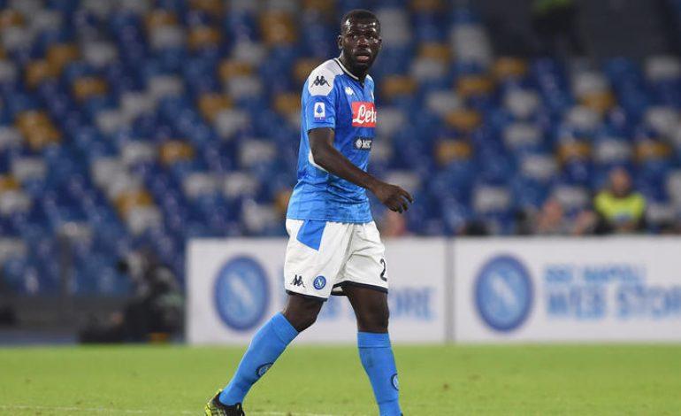 Koulibaly à nouveau victime de cris racistes pendant AS Rome-Naples