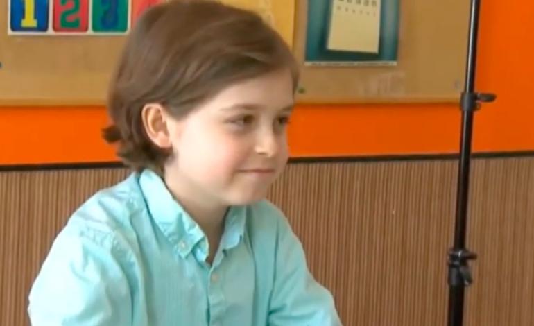 Laurent Simons, 9 ans, rentre à l'Université