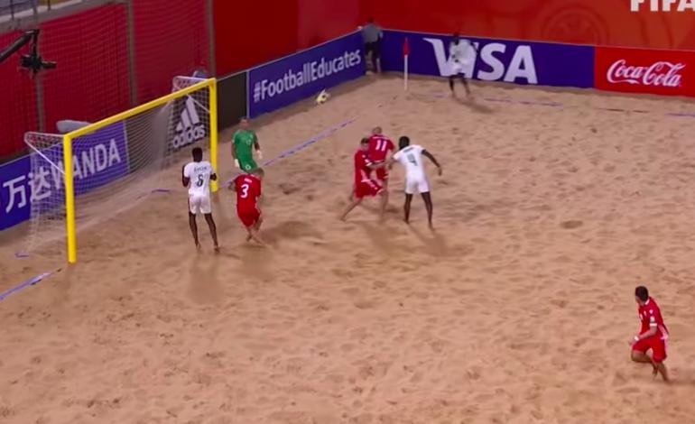 Le Sénégal qualifié pour les quarts de finale de Beach Soccer après sa victoire (3-1) face aux Emirats