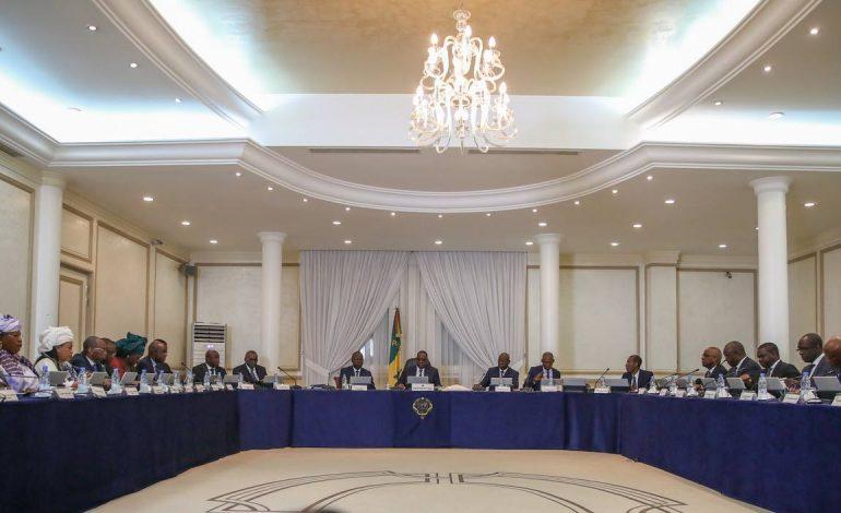 Communiqué du Conseil des Ministres du 20 mai 2020