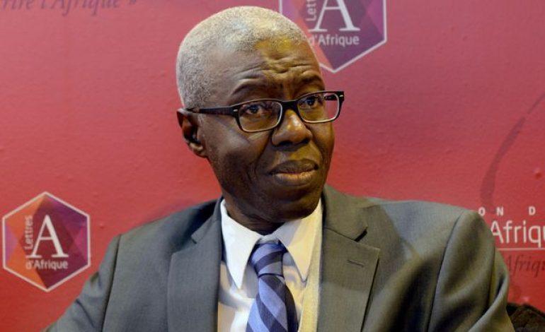 Souleymane Bachir Diagne énumère les cinq défis pour faire face au «basculement des mondes»