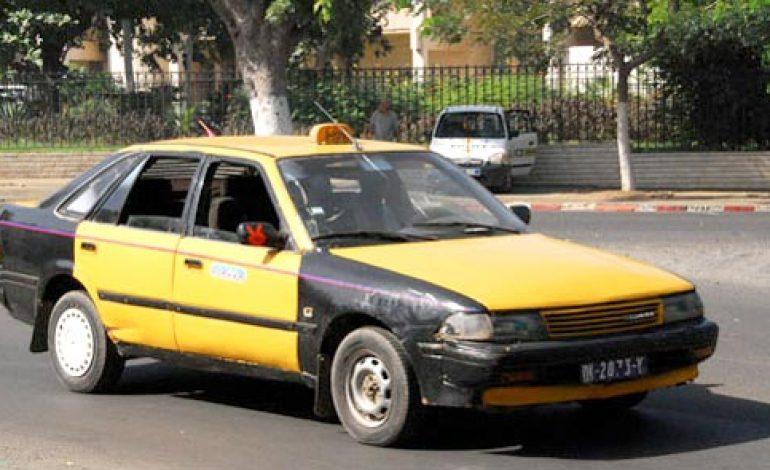 Les chauffeurs de taxi condamnés à 50.000 FCFA d'amende pour avoir roulé avec des phares anti-brouillard