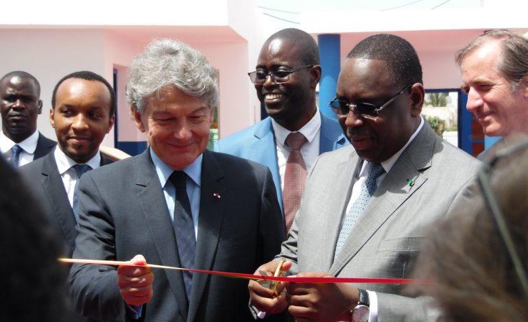 Le franco-sénégalais Thierry Breton, candidat à la Commission Européenne, a cédé toutes ses actions Atos