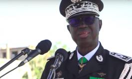 Le Général Tine s'engage à relever les défis liés à la sécurité, l'insécurité routière et la criminalité transfrontalière