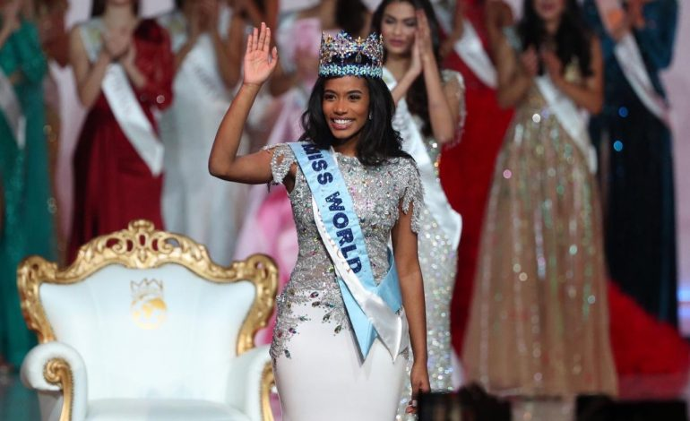 Miss Monde 2019 est Une Jamaïcaine
