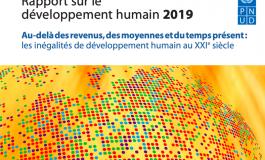 Indices de Développement Humain 2019: le Sénégal classé 166e sur 189 pays