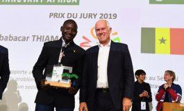 Sen Or'dur grand vainqueur du prix Med'innovant Africa